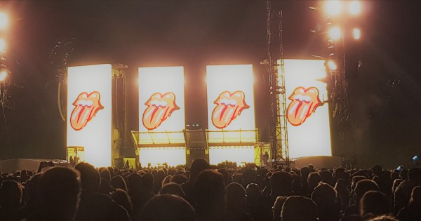 The Rolling Stones 12.09.2017