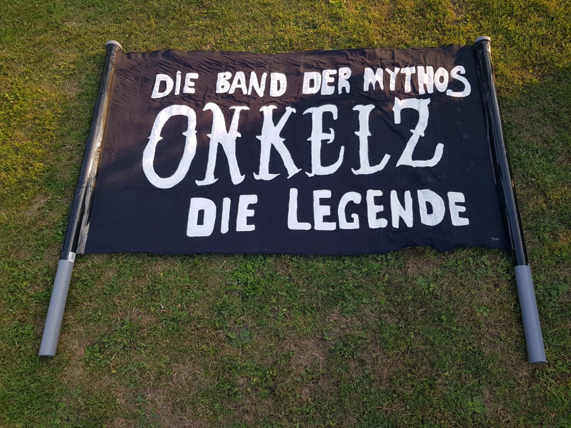 Die Band der Mythos die Legende