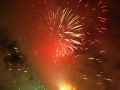 Feuerwerk Hockenheim 2015