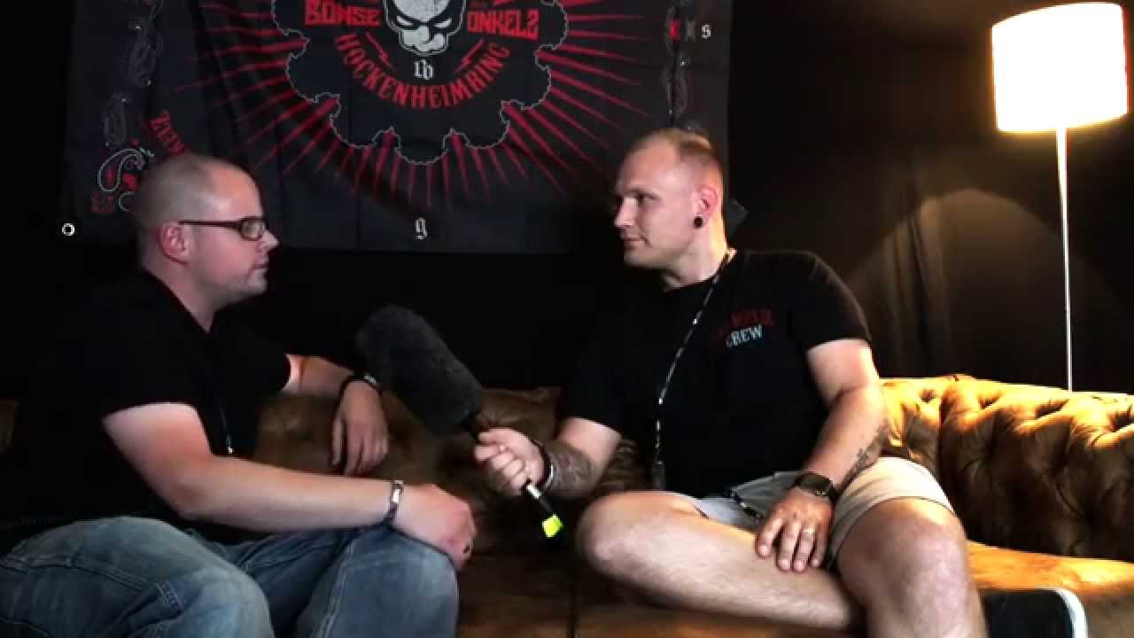 Böhse Onkelz // Böhse Für´s Leben // Interview: Matthias Meyert